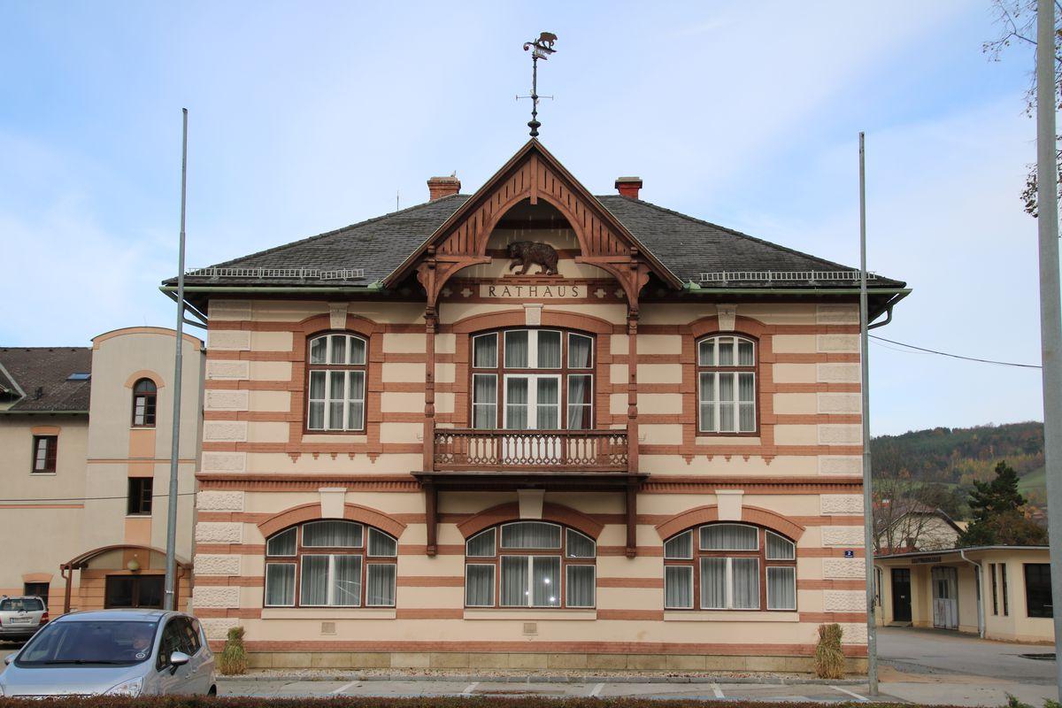 Gedächtnis des Landes - Orte: Berndorf