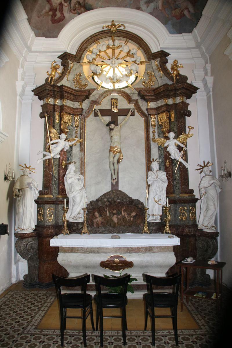 zu sich selbst finden im kloster neunkirchen